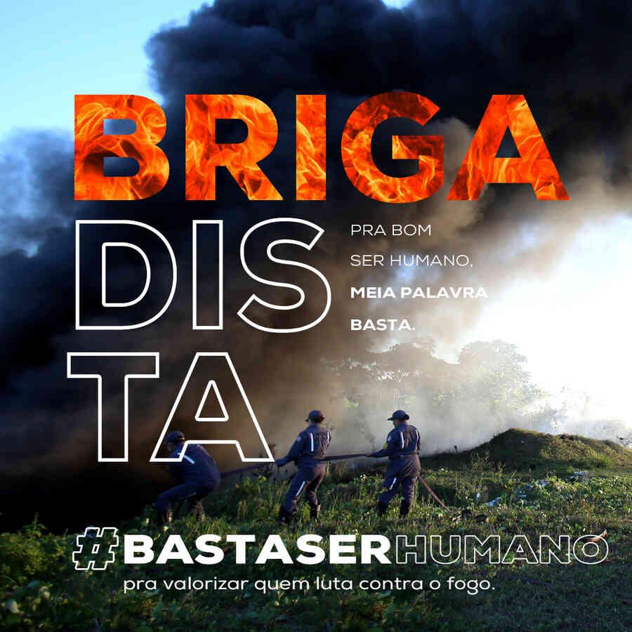 #bastaserhumano campanha sustentabilidade